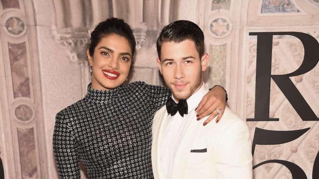 Nick Jonas Priyanka Chopra boda del año