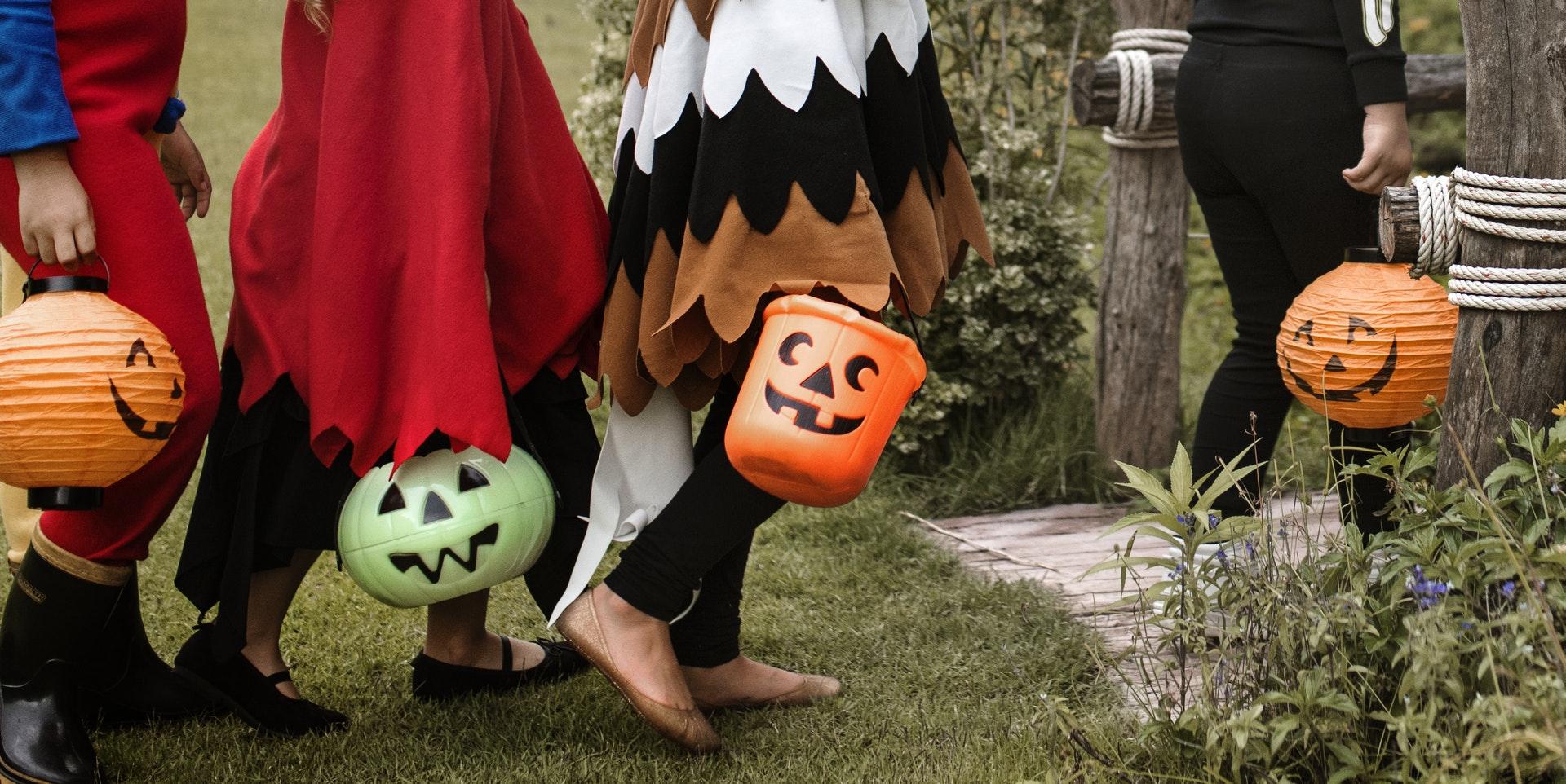 Halloween candys Braylen Carwell Ohio