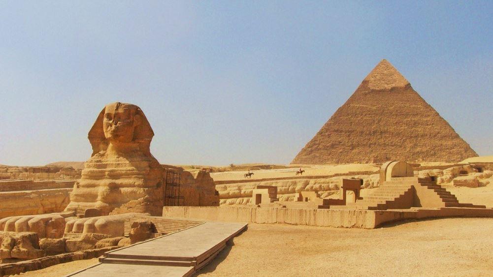 Pirámides Egipcios estudio científicos