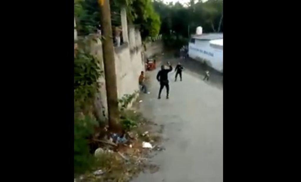 Zacapa PNC hombre ebrio machete Gualán