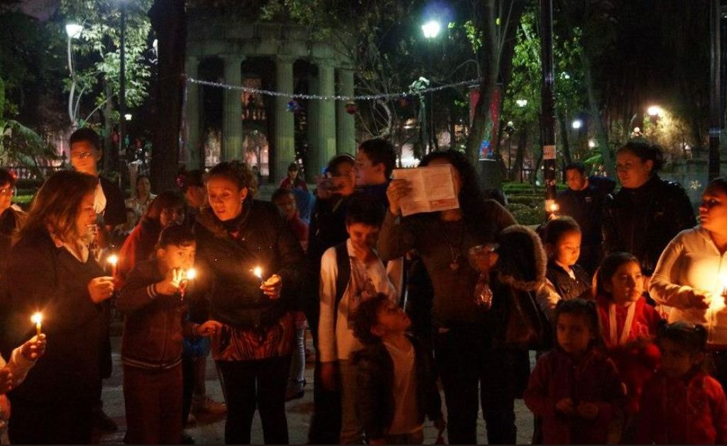 San Marcos posadas navideñas Guatemala