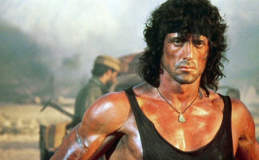 Rambo V Lasto Blood Sylvester Stallone adelanto