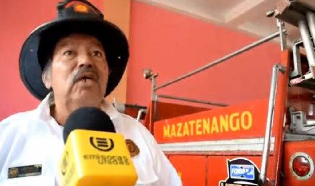 Bomberos de Suchitepéquez llamadas falsas