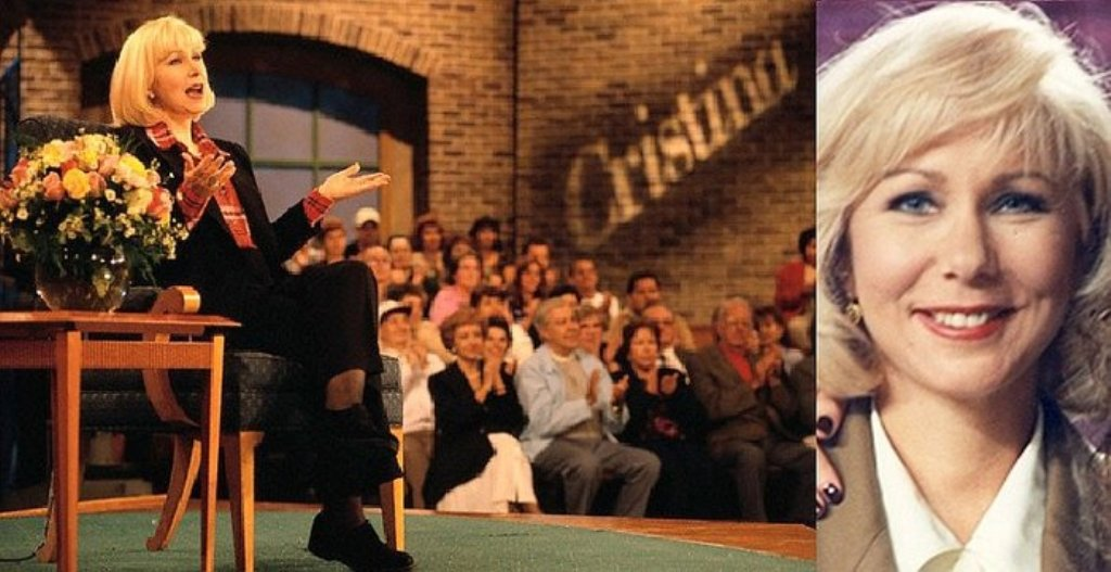 Cristina Saralegui Show de Cristina
