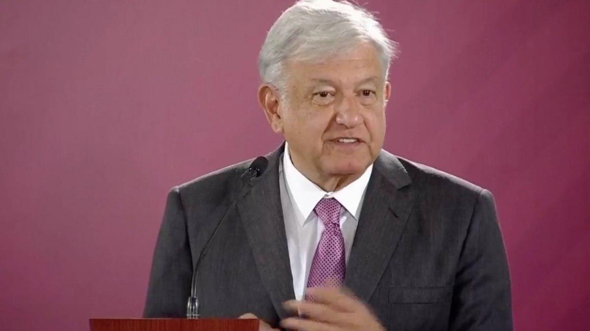 López Obrador envía iniciativa
