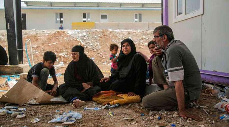 Los yazidíes, una minoría