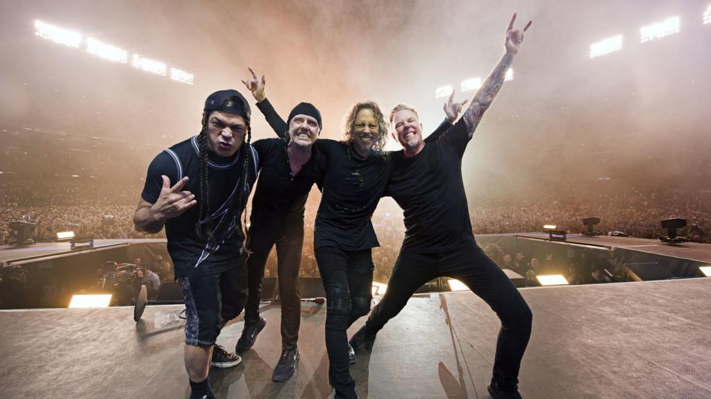 Metallica separación rock