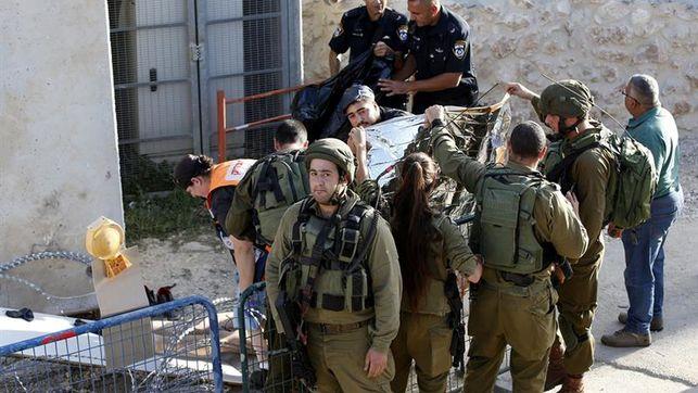Palestino muere