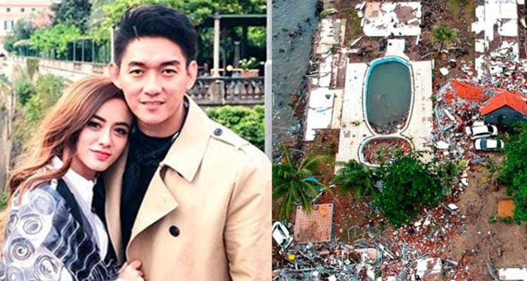 Cantante Seventeen tsunami Indonesia