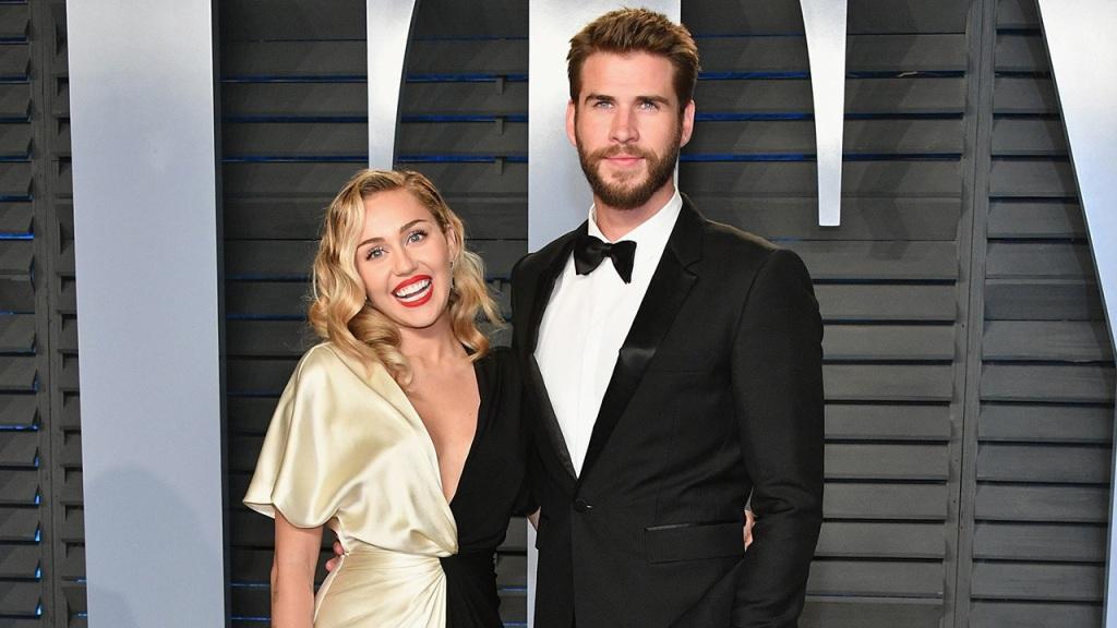 Miley Cyrus boda Liam Hemsworth