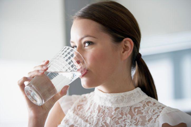 Este cálculo permite saber la cantidad de agua que debes..