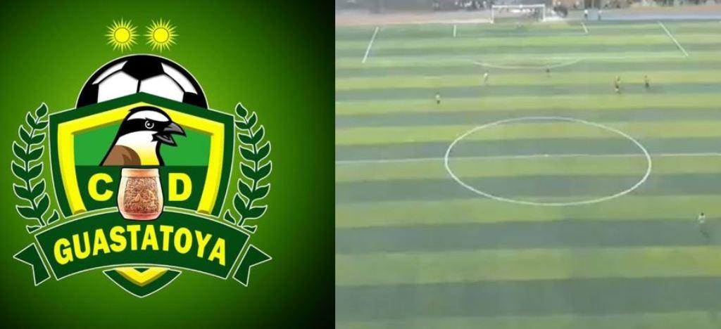 Guastatoya fútbol guatemalteco bicampeón estadio