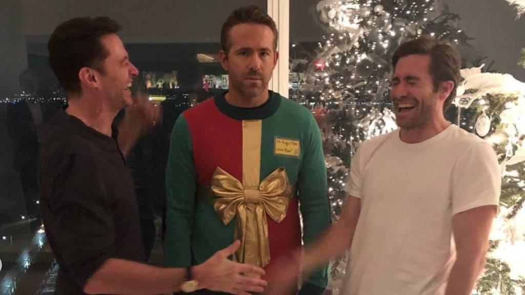 Hugh Jackman Jake Gyllenhall Ryan Reynolds