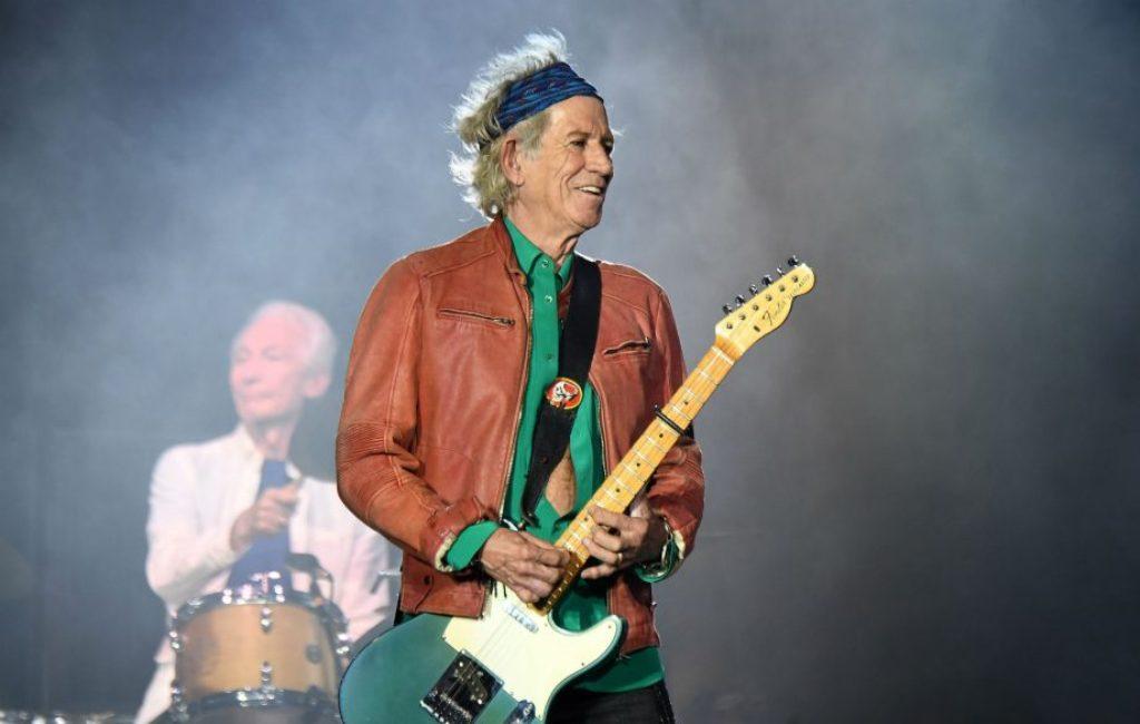 Keith Richards Rolling Stones bebida