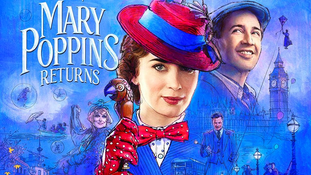 Mary Poppins Returns Disney nueva película