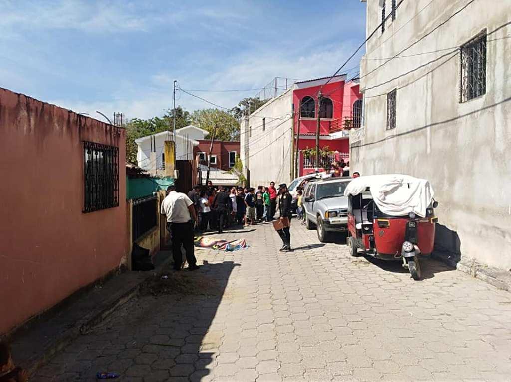 El Progreso mototaxi ataque armado Sanarate