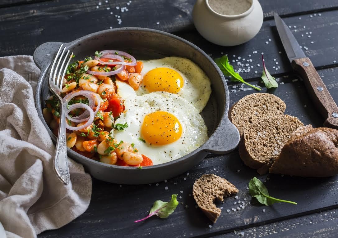 comer huevo es bueno