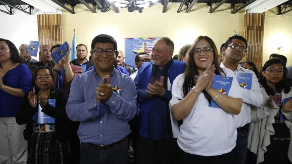 Benito Morán y a la vicepresidencia a Claudia Valiente.