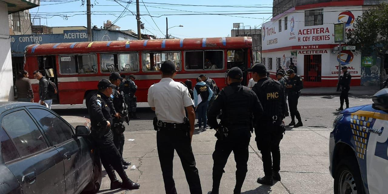 Payaso bus ruta 32