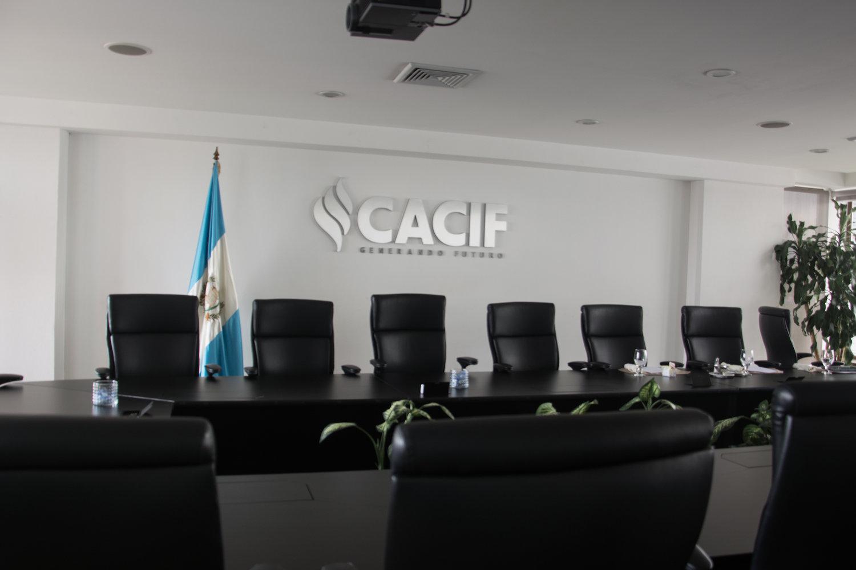 El Comité Coordinador de Asociaciones Agrícolas, Comerciales, Industriales y Financieras (Cacif).