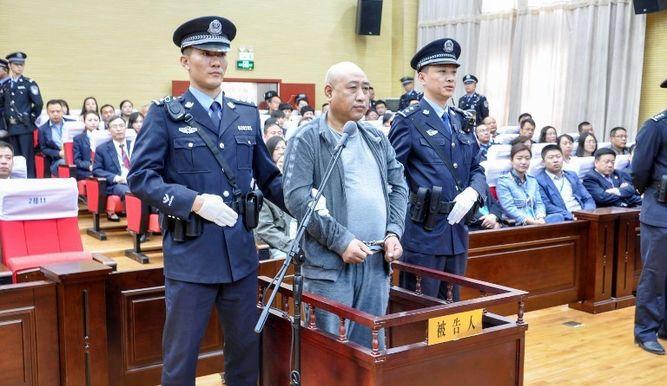 China ejecuta a un hombre