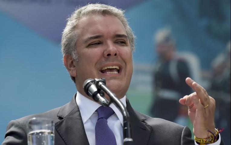 Iván Duque, presidente de Colombia reitera solicitud a Cuba