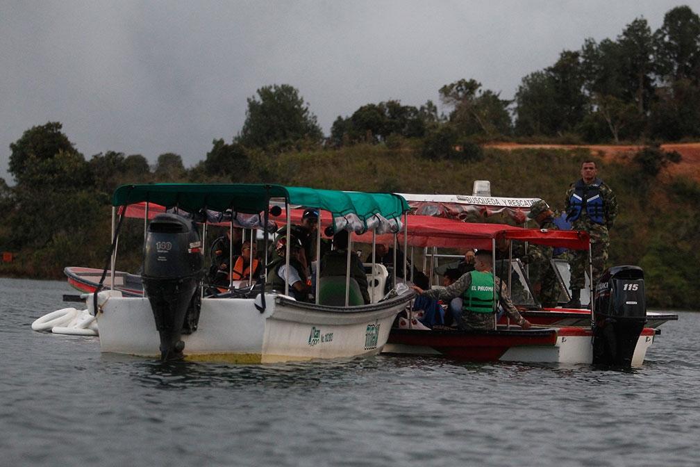 Cuatro migrantes muertos y 26 desaparecidos