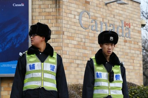 Detienen en China a un canadiense