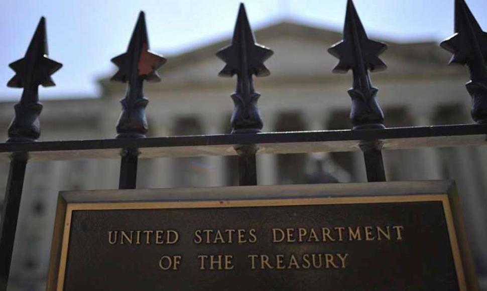 El Tesoro de EEUU anuncia sanciones a Venezuela