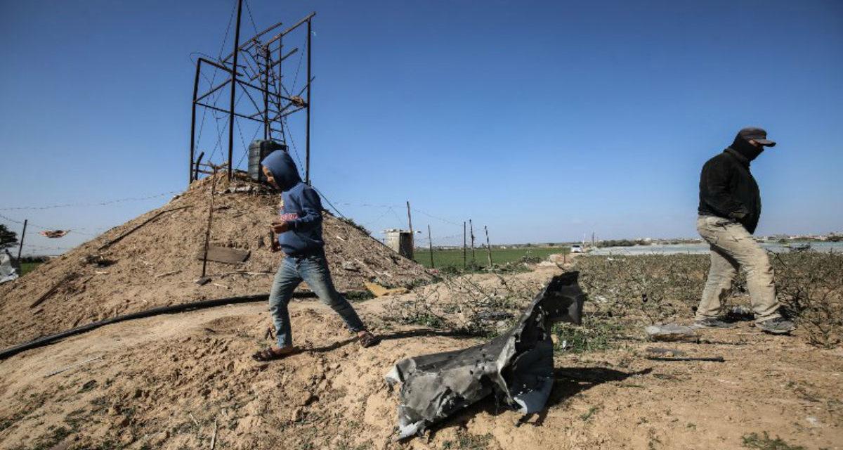 Hamas retoma el control