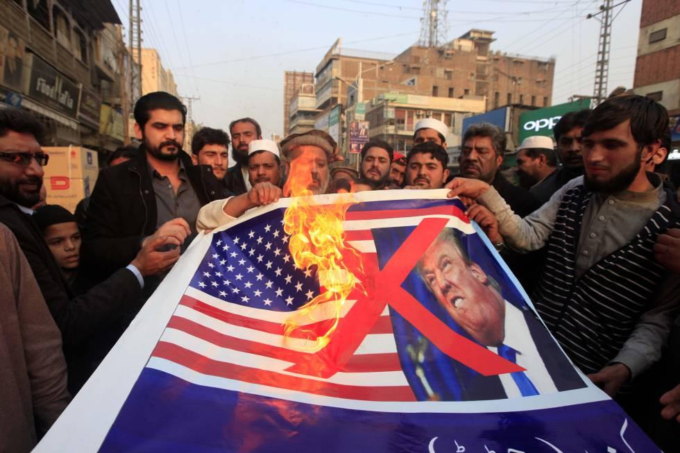 India rechaza las críticas de Trump
