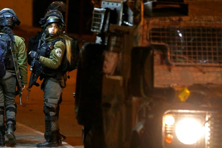 Israel detiene a un palestino