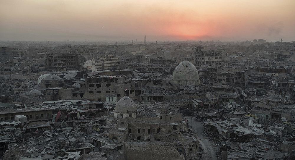 La reconstrucción de Mosul