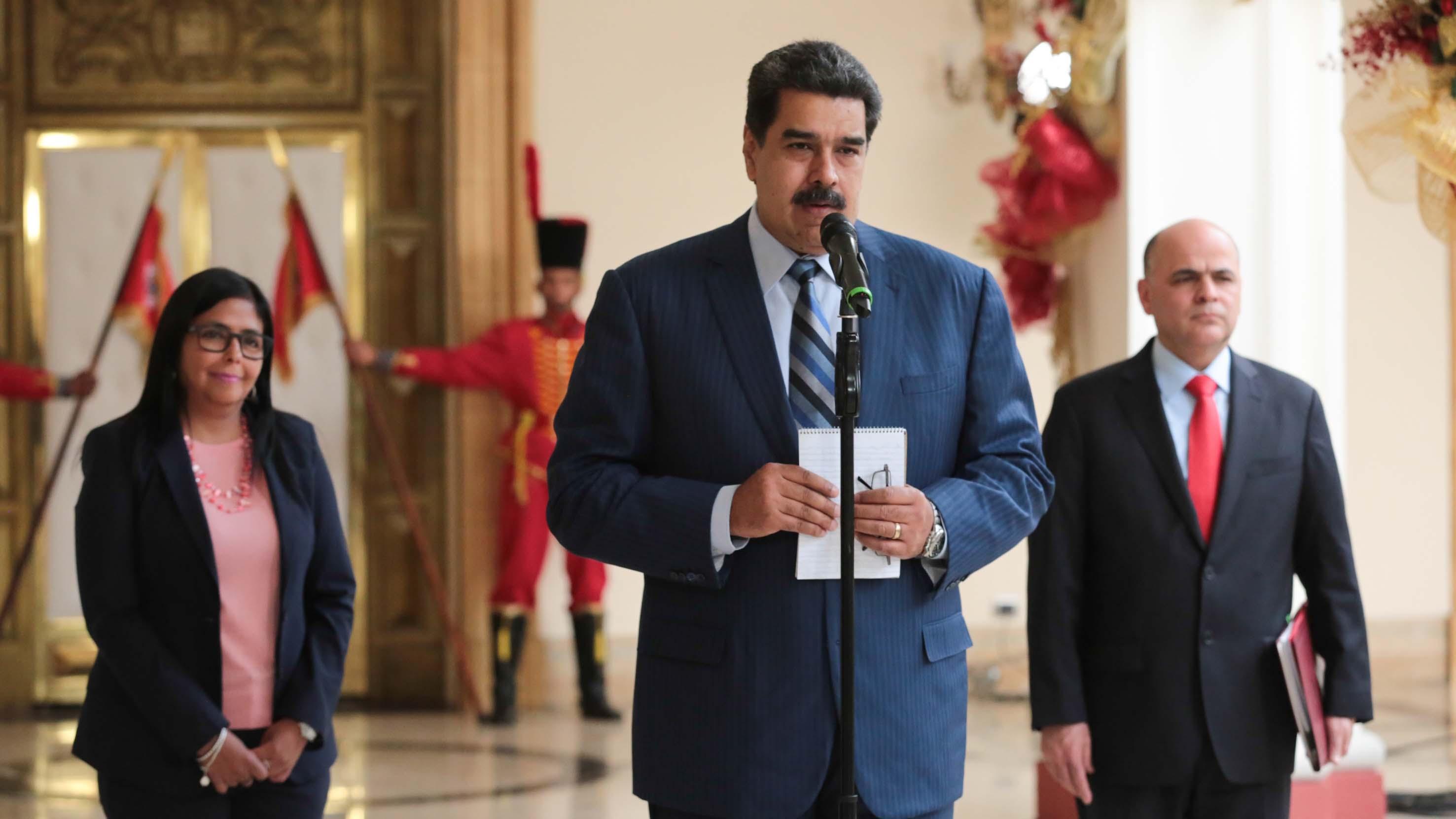 Maduro da 48 horas