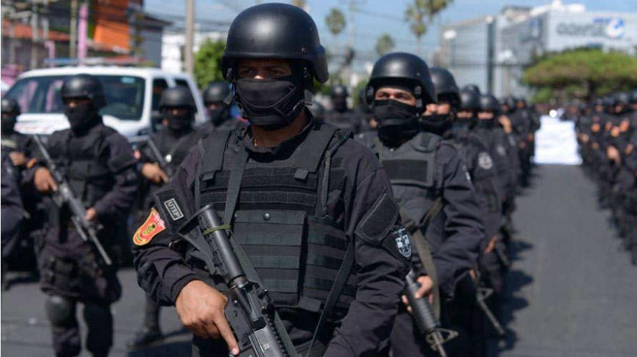 El Salvador despliega a 350 elementos policiales para detener ola de ataques