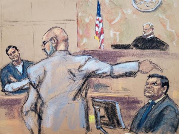 Se prevé que juicio al Chapo termine