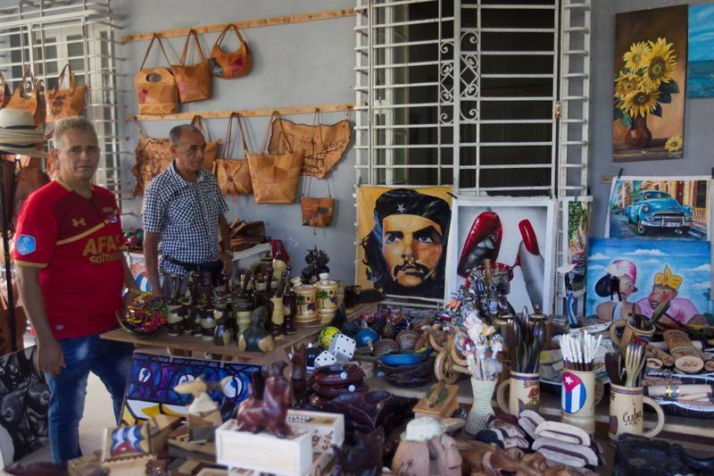 Tiendas estatales Cuba