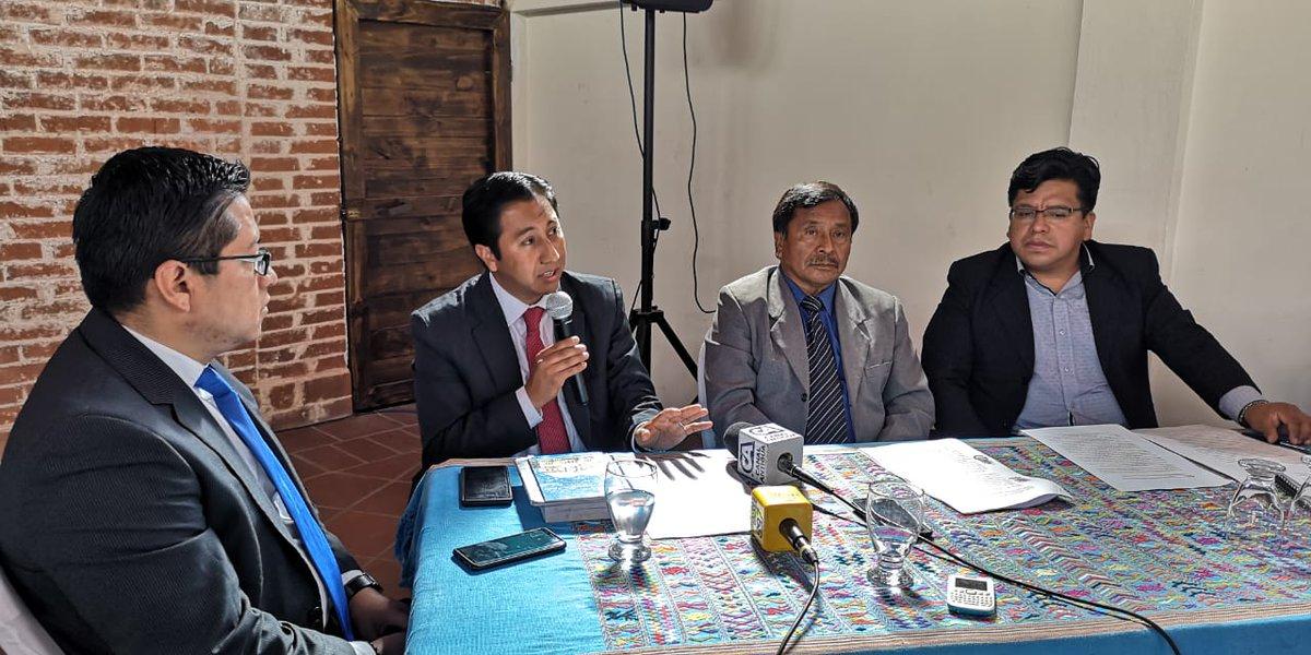 Asociación de Abogados y Notarios Mayas