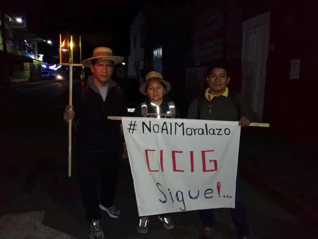 Caminata Gobierno Retalhuleu Guatemala