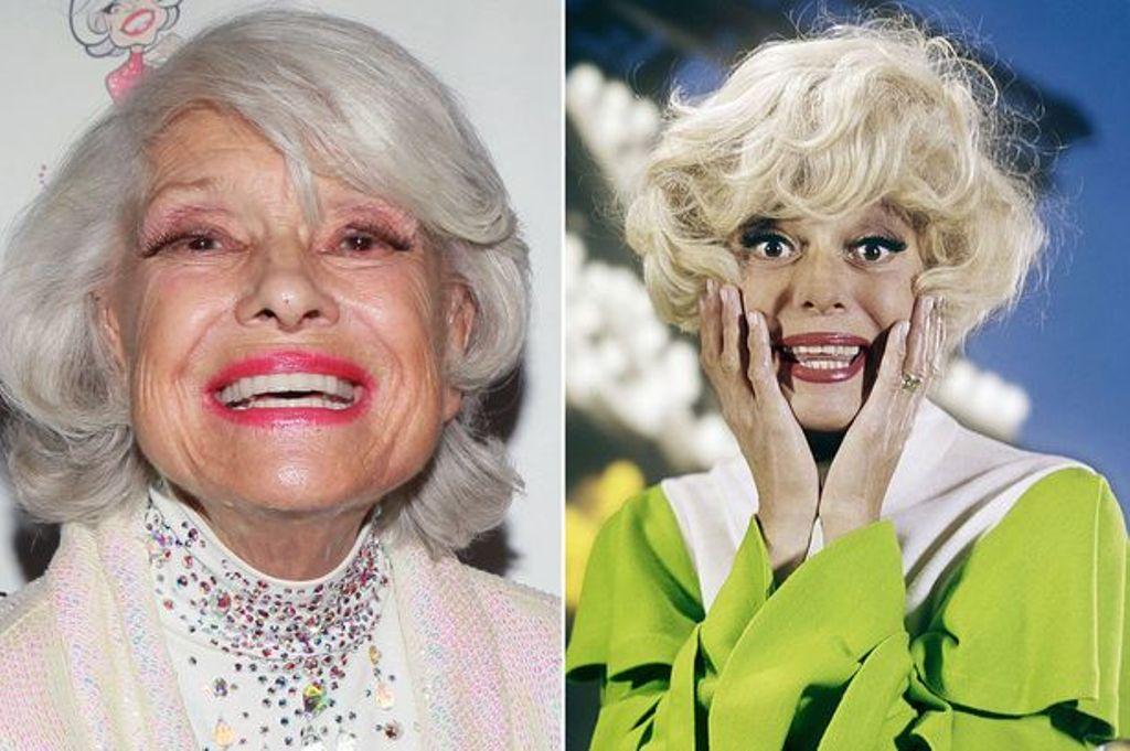 Carol Channing Broadway Hello Dolly