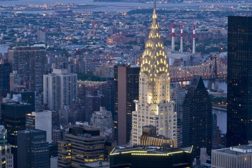 Nueva York edificio Chrysler venta precio
