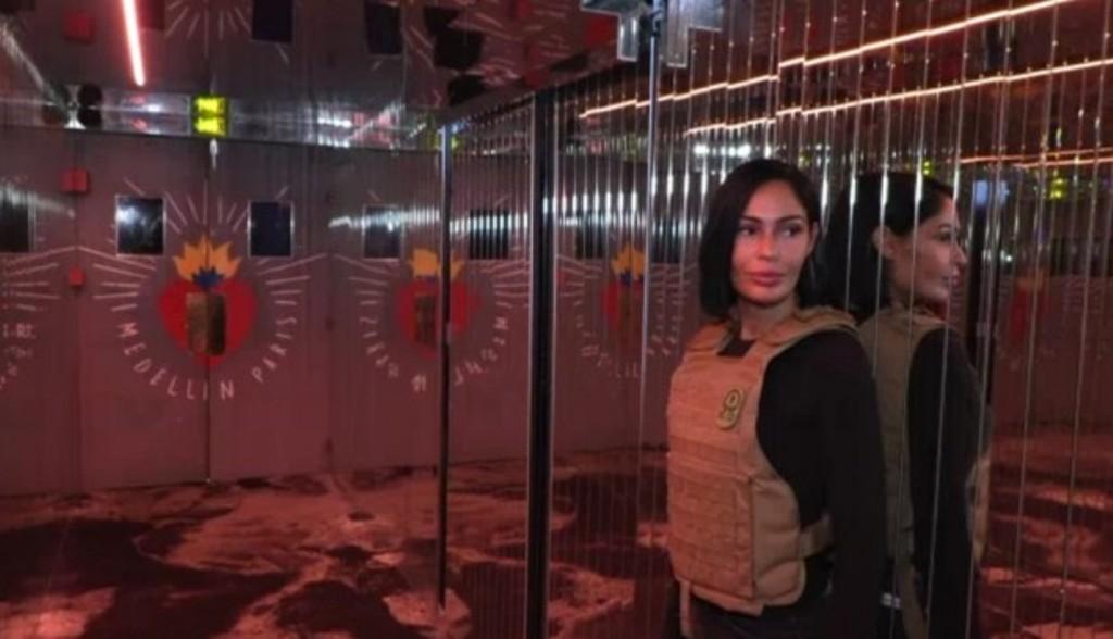 Discoteca homenaje Pablo Escobar Medellín