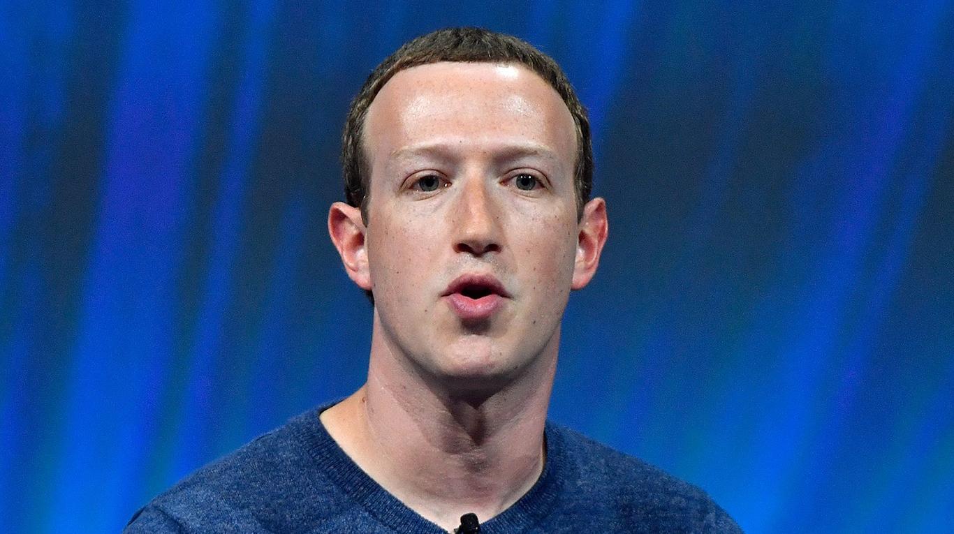 Facebook creador desafío Mark Zuckerberg