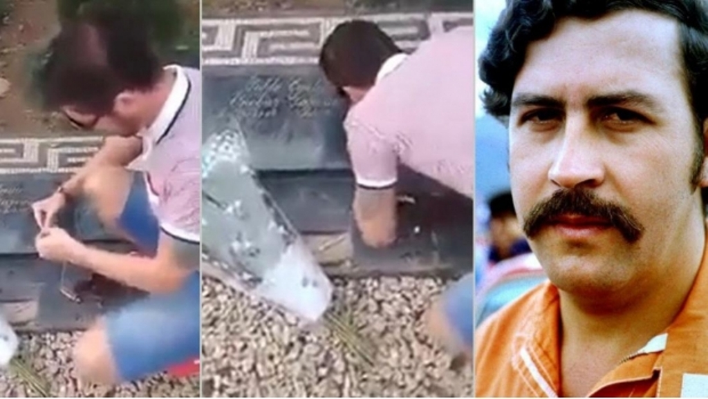 Pablo Escobar muerte droga Stephen Semmens
