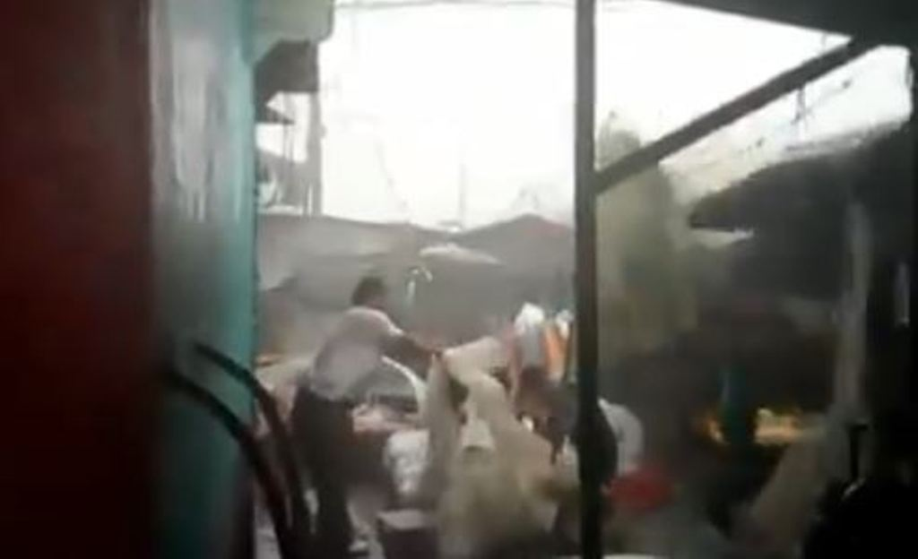 Fuertes lluvias pobladores Costa Sur Patulul