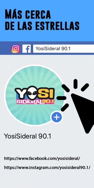 Las redes de YoSiSideral 90.1FM