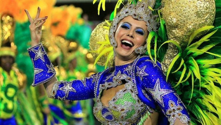 Carnaval Río de Janeiro cupos hoteleros Brasil