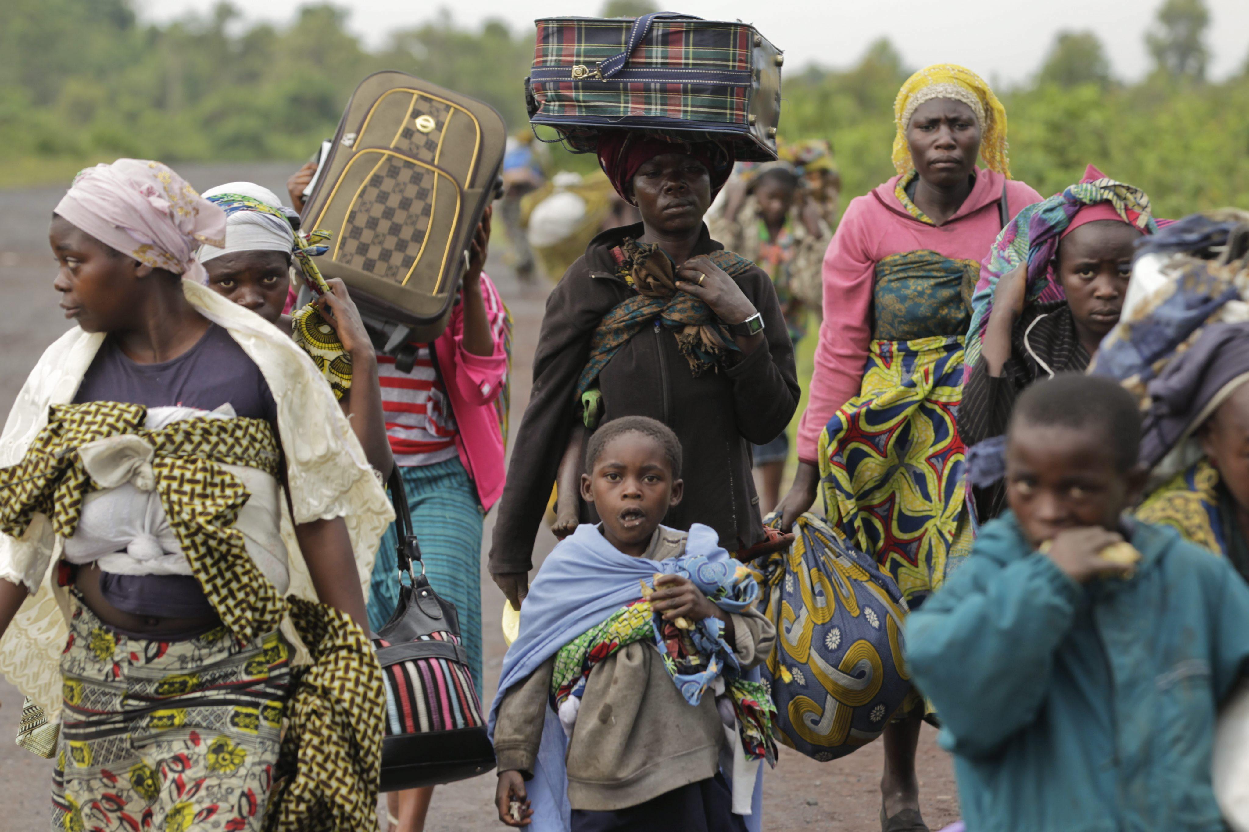 Muerte en el Congo