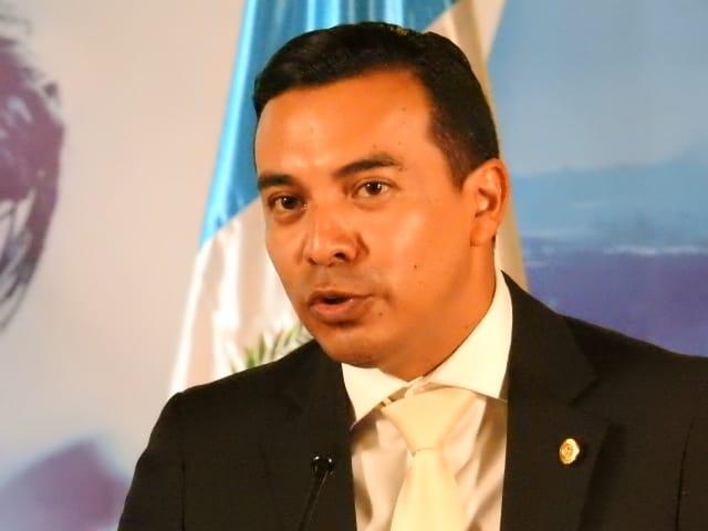 Vicecanciller Pablo García