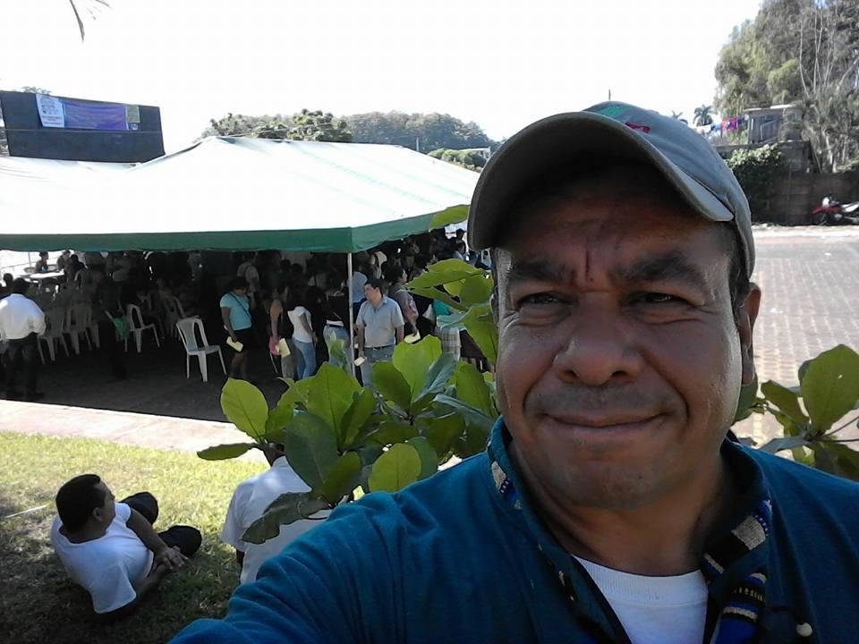 Marvin Geovanni Peña partido FUERZA